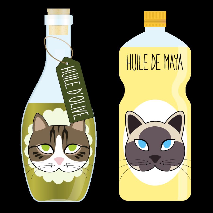 Olive & Maya