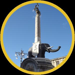 Catania, Fontana dell'Elefante